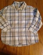 Koszula cherokee w kolorach beżu brązu 110 116...