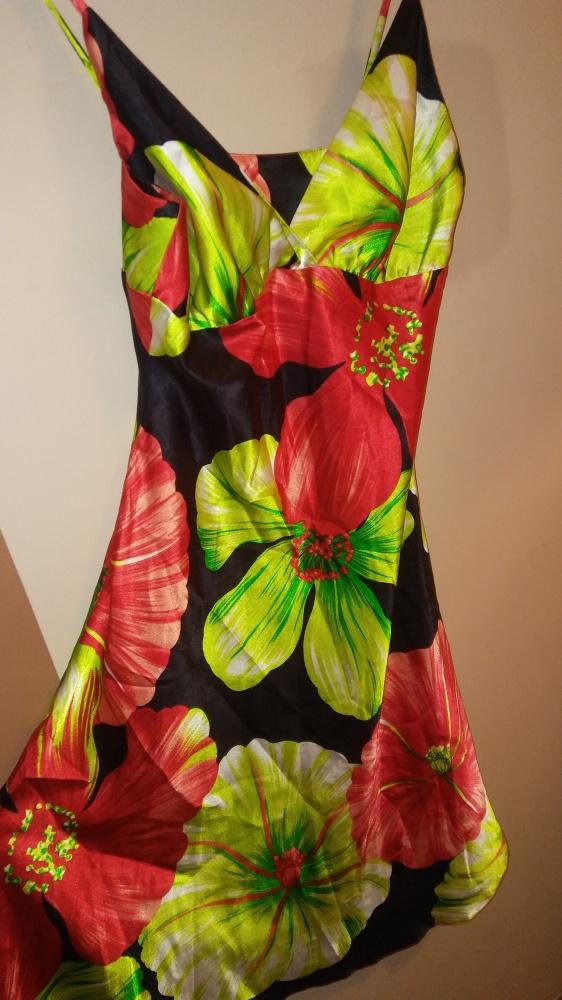 Sukienka kwiecista
