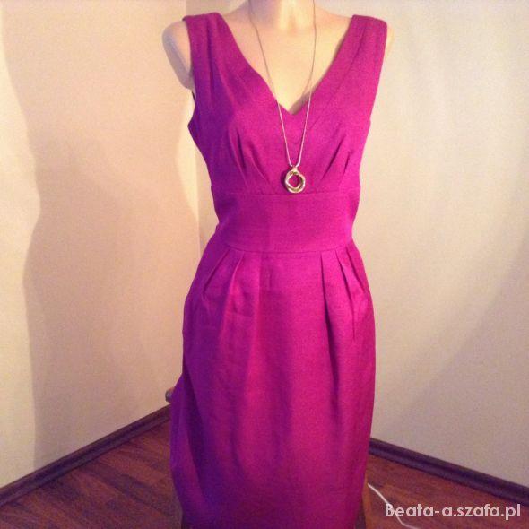 Sukienka Solar biskupia...