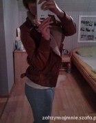 Ramoneska kożuszek zima