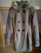 Płaszcz zimowy rozmiar S 36