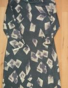 Cudna sukienkatunika Sisley 38 36nowa z ceną...