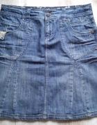 Spódnica jeansowa rozmiar 40 C&A...