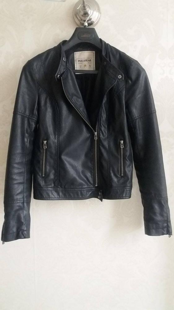 Ramoneska PULL&BEAR typu biker
