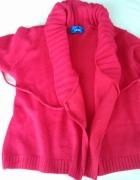 Czerwony sweter xssm