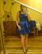 Sukienka bombka New look...