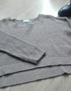 New Look sweter asymetryczny z rozcięciami na boka