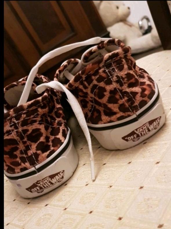 Vans leopard authentic 38...