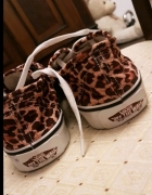 Vans leopard authentic 38...