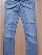 spodnie levis jasne