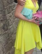 Asymetryczna sukienka Mohito rozmiar 36