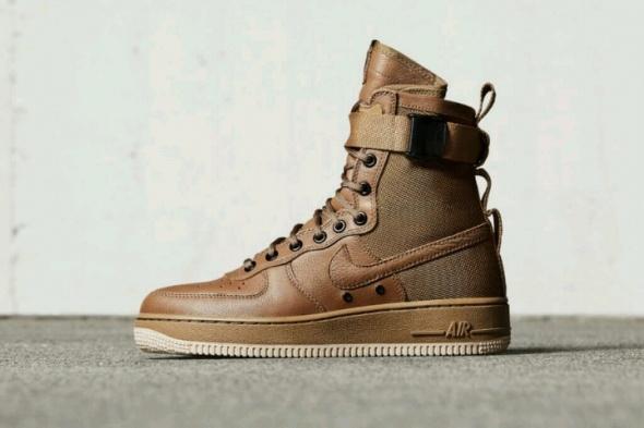 Buty jak Nike special field air force 1...