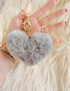 Brelok serduszko serce heart mohito futrzak...