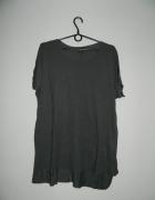 szara bluzka oversize AMISU