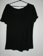 czarna bluzka oversize Marks&Spencer...