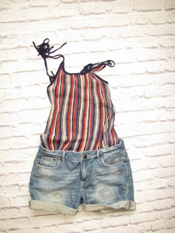 NEXT modne paski bluzka mega...