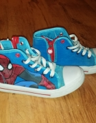 trampki dla chłopca spiderman