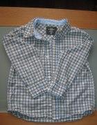 modna koszula H&M dla chłopca 110 cm