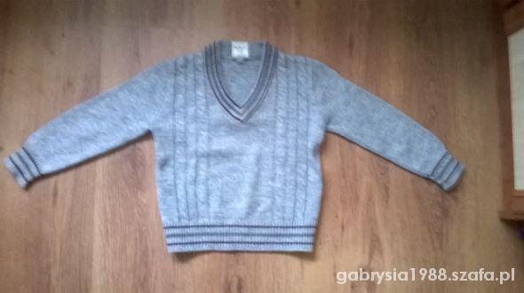 Bluzki sweterek dla chlopca 4 latka
