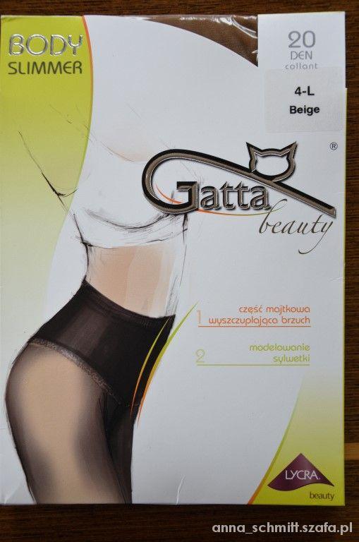Rajstopy wyszczuplające GATTA Body Slimmer 4...