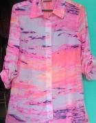 koszula neon sliczna