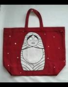 torba na zakupy matrioszka