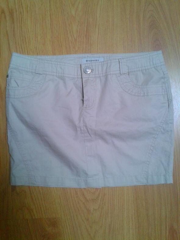Spódnice Spódnica mini reserved 38