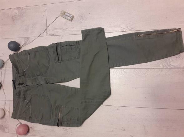 Spodnie bojówki khaki m