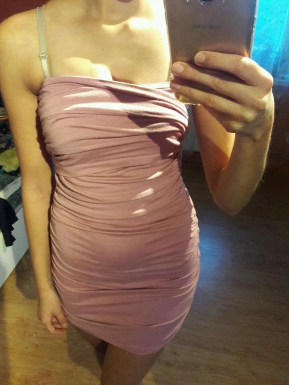 Suknie i sukienki sukienka tuba