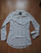 koszula biała tunika rebel forever 34