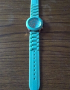 Zielony zegarek Jelly Watch
