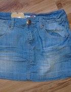 Nowa Dżinsowa spódnica MINI 29