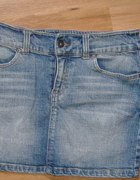 VERO MODA Dżinsowa spódnica M 38