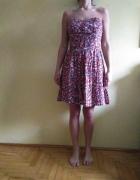 Sukienka kwiatki łączka rozmiar 42 UK 14