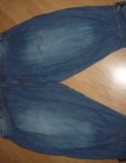 Spodnie jeansowe alladynki roz 40