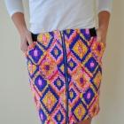 Kolorowa spódniczka NOWA