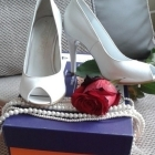 Buty śłubne Prima Strada rozmiar 35