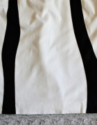 Sukienka w geometryczne wzory 44...
