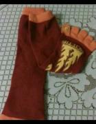 skarpetki z palcami