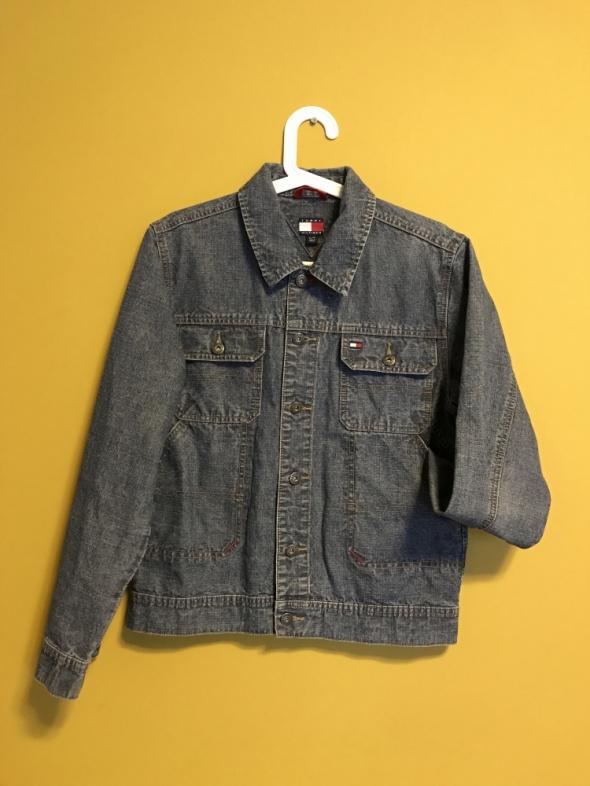 8eaabbd7e946f Kurtka jeansowa Tommy Hilfiger w Kurtki - Szafa.pl