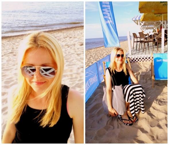 Mój styl Pobierowo słońce plaża i morze