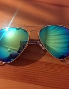 Okulary przeciwsłoneczne ala rayban aviator