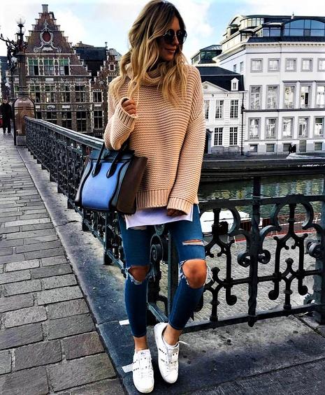 Codzienne street style