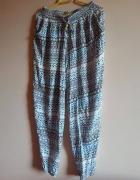 Spodnie aladynki