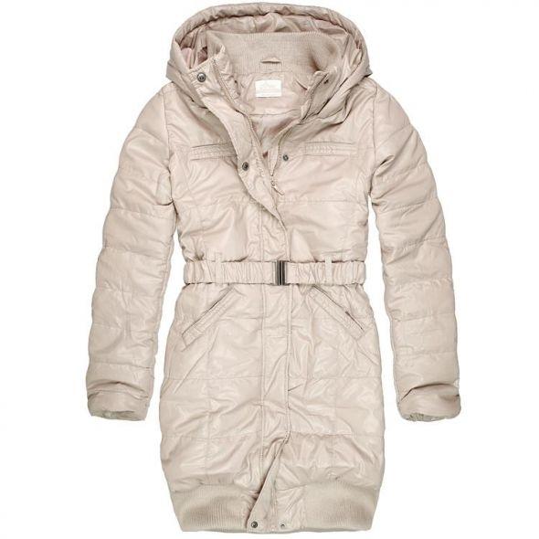 Odzież wierzchnia płaszcz zimowy house s beżowy