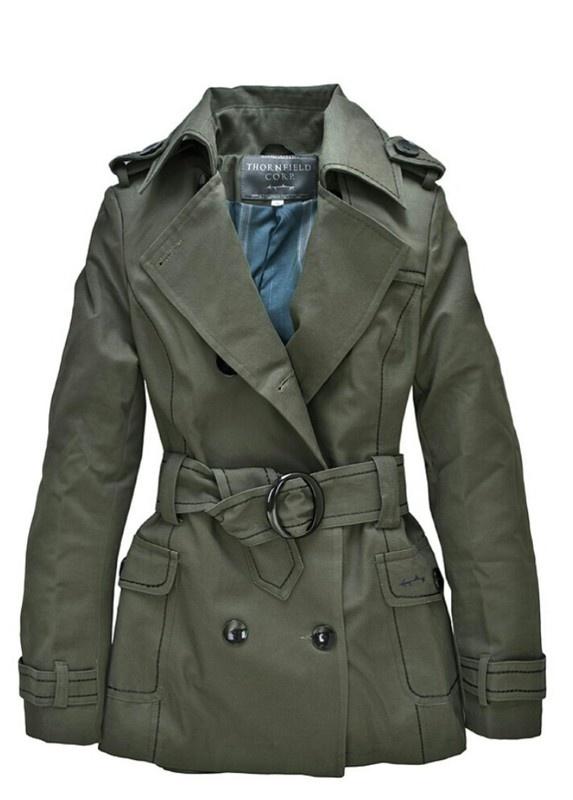 Płaszcz nowy L