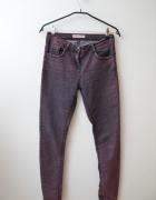 Papaya spodnie rurki ombre jeansy dżinsowe 38