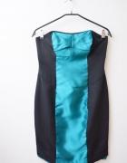 Marks&Spencer elegancka sukienka zip suwak 38...