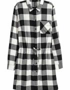 Sukienka H&M szmizjerka