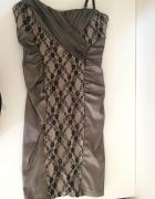 Idealna sukienka na studniówkę Rinascimento r38